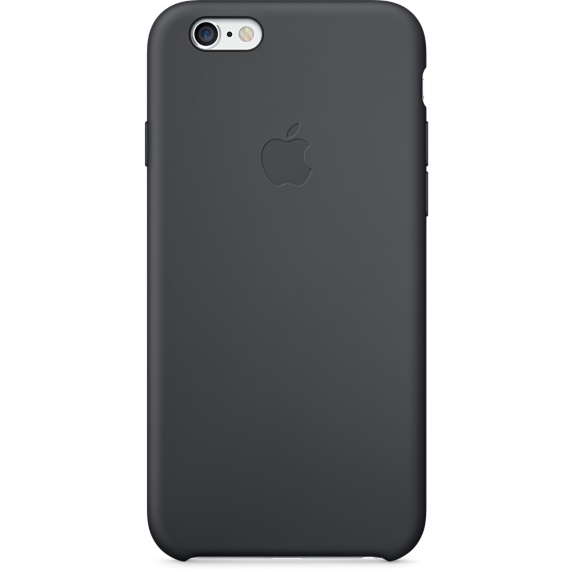 iphone 6 silicone Case-Black